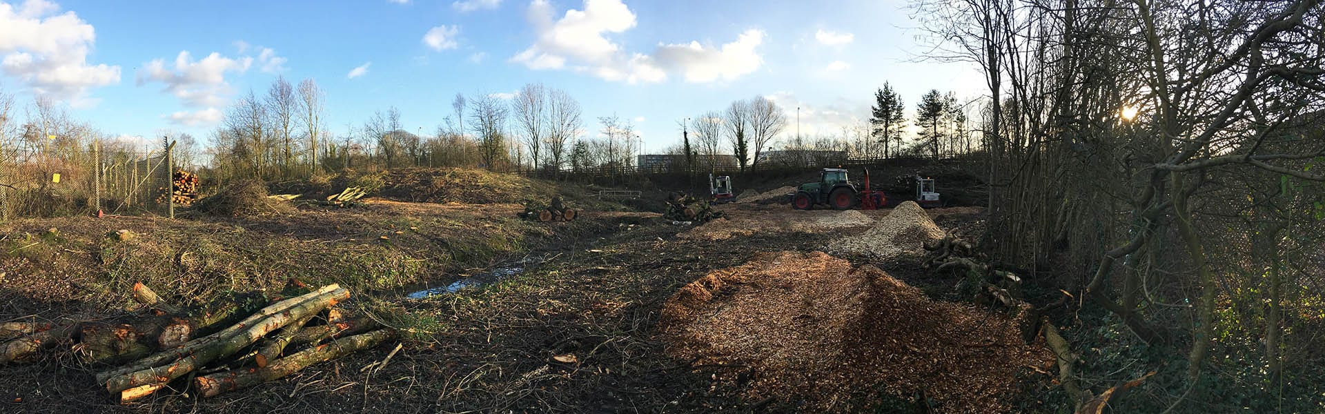 Wainwright UK Site Clearance